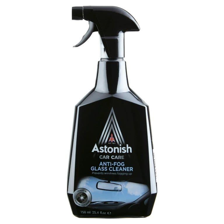Astonish Anti Fog Glass Cleaner - 750ml